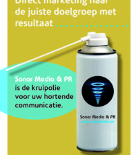 Sonar Media_boost je communicatie